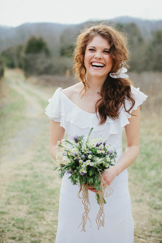 8 Po ugledu na Oliviju Palermo: Romantičan rep kao top frizura za venčanje