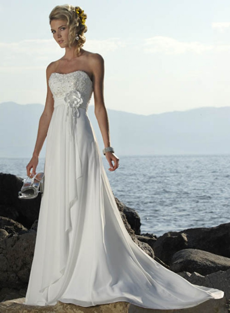 9afbb8f8d4e33e4a beautiful strapless wedding dresses 1018111285 770 Horoskop i mlade: Kakve venčanice biraju predstavnice različitih horoskopa?