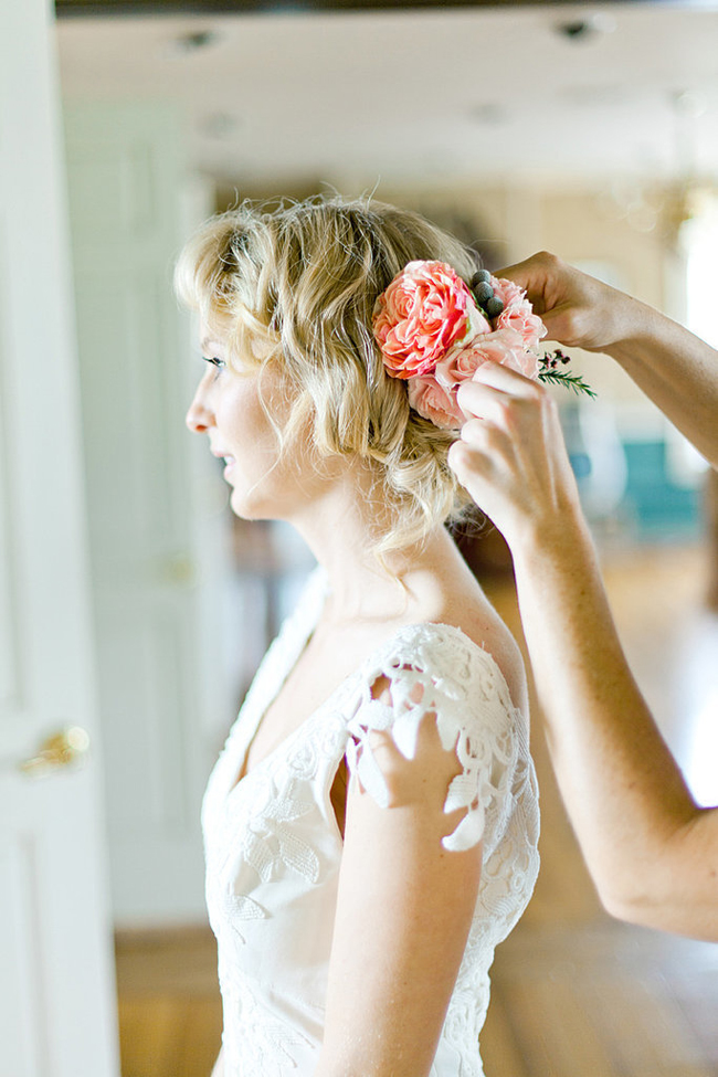 Adding Flowers Ideje za venčanje: 10 fotografija koje morate imati