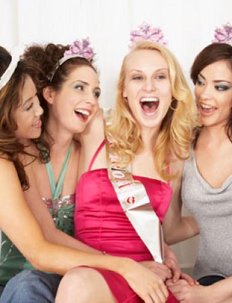 Vodič za kume: Organizacija devojačke večeri