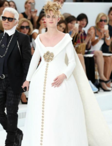 Savršena venčanica za trudnice sa potpisom Karla Lagerfelda