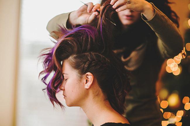 Getting Your Hair Done1 Ideje za venčanje: 10 fotografija koje morate imati