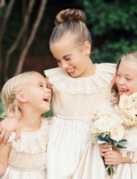 Moda za decu: Malim, ali modernim koracima na proslavu venčanja