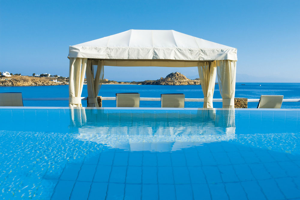 Petasos Beach Resort Spa Mykonos 05 Put pod noge: Petasos Resort&Spa na Mikonosu