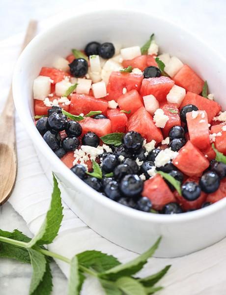 Zanimljive voćne salate
