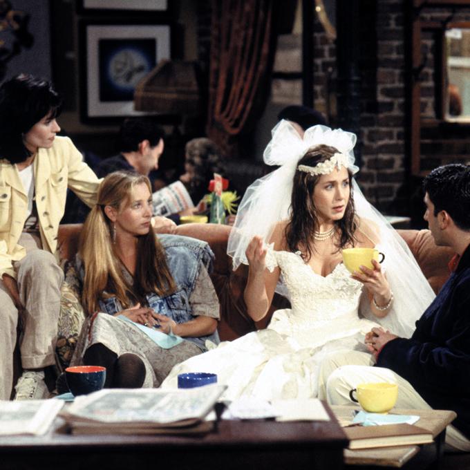 best tv wedding dresses friends rachel Haljine za venčanja: Najlepše venčanice sa malih ekrana