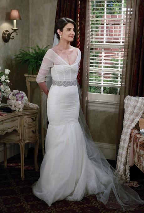 best tv wedding dresses robin himym Haljine za venčanja: Najlepše venčanice sa malih ekrana