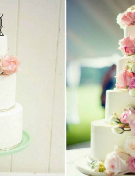 Svadbene torte: Ukusno i sa stilom