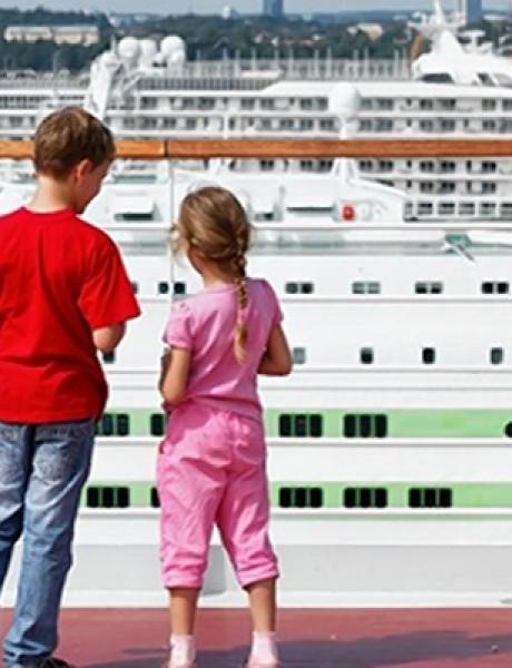 Put pod noge: Zašto su krstarenja pogodna za porodice