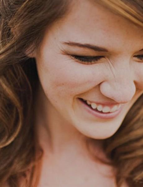 Frizure za venčanje: Za dame sa kovrdžavom kosom