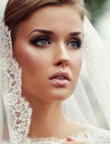 Beauty saveti: Kako se pravilno našminkati za venčanje