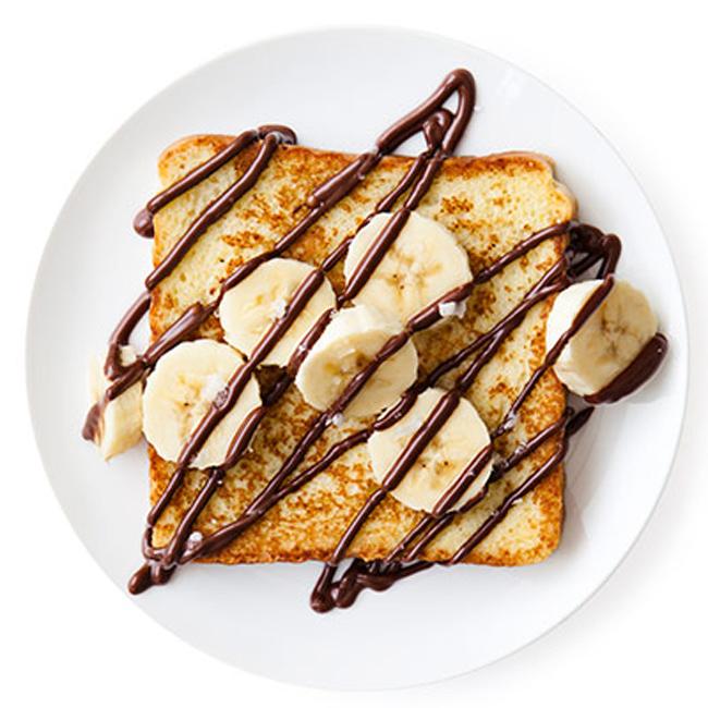 francuski tost Ukusan obrok: Francuski tost