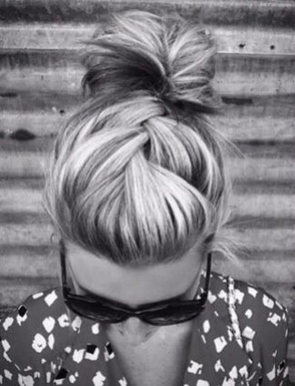hair 1 Romantične frizure: Jednostavne, a lepe pletenice