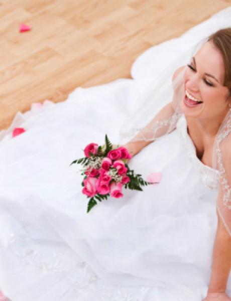 Pet stvari koje ne treba da radite pred venčanje