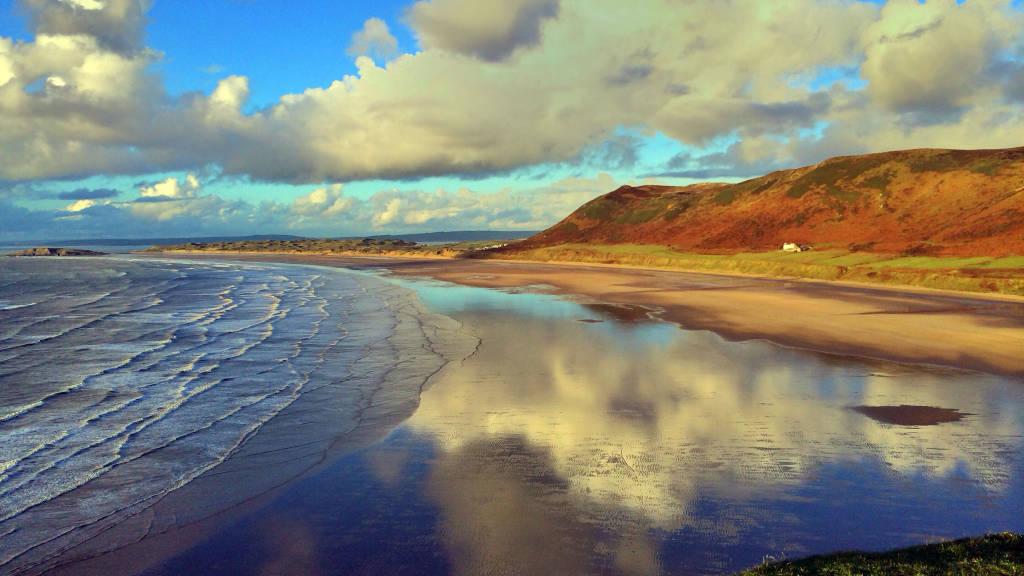 hbz best beaches rhossili bay lg Odmor iz snova: Najlepše plaže na svetu