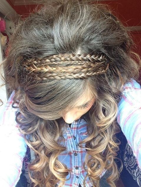 hem05i0p Romantične frizure: Jednostavne, a lepe pletenice