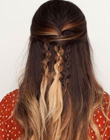 kqn7zito Romantične frizure: Jednostavne, a lepe pletenice
