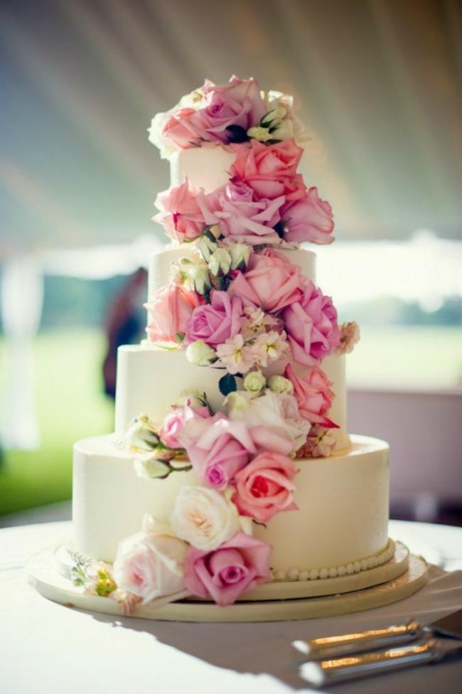 lo7462li Svadbene torte: Ukusno i sa stilom