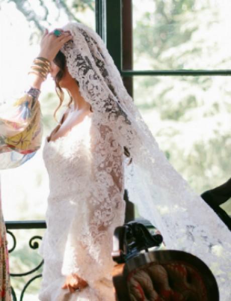 Snovi se ostvaruju: Meri-Kejt i Ešli Olsen dizajnirale venčanicu