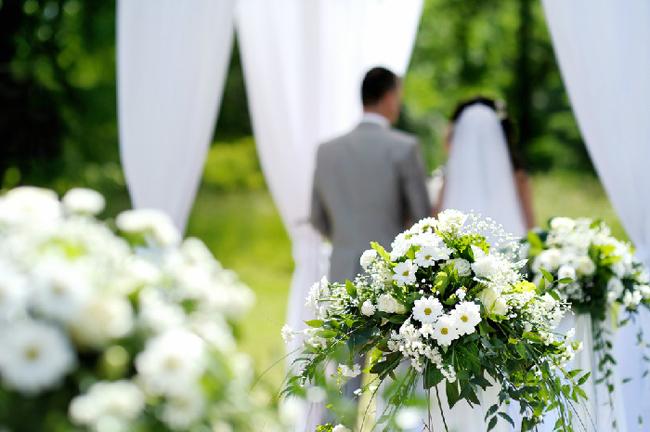 outdoor wedding Idealno venčanje: Saveti za organizaciju venčanja