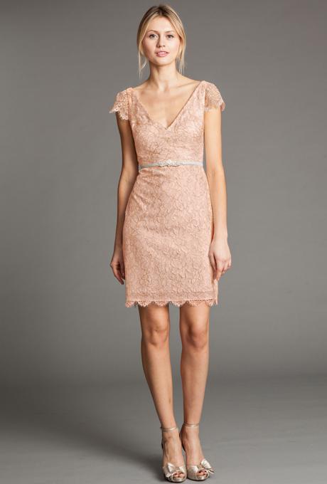 peach bridesmaid dresses jenny yoo Bridgitte Venčanje iz snova: Haljine za deveruše