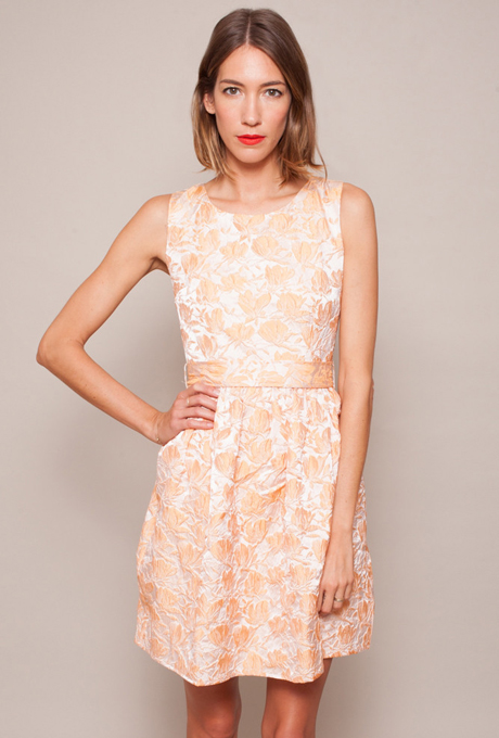 peach bridesmaid dresses shop lovely Venčanje iz snova: Haljine za deveruše