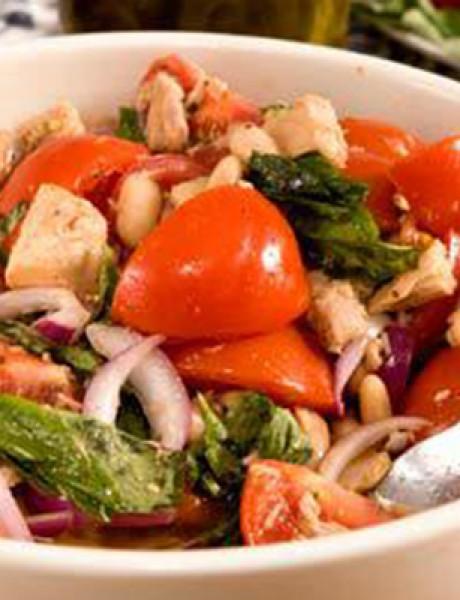 Lagana večera: Salata sa tunom