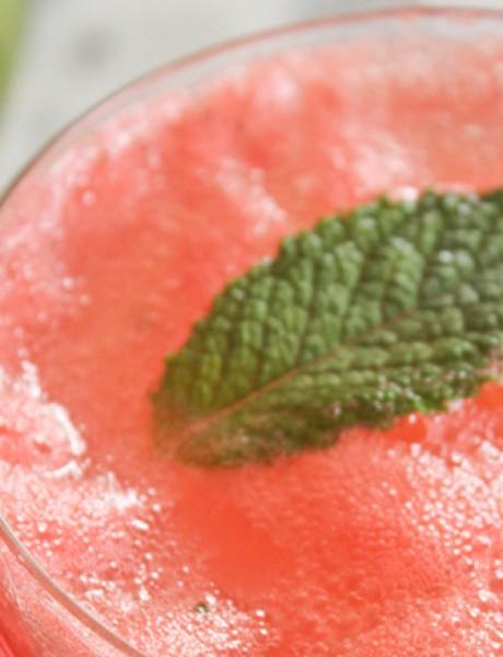 Letnje osveženje: Koktel od lubenice i šampanjca