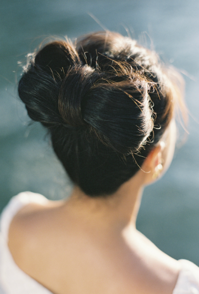 wedding hairstyles on pinterest hair bow Inspiracija sa Pinteresta: Predivne frizure za venčanje