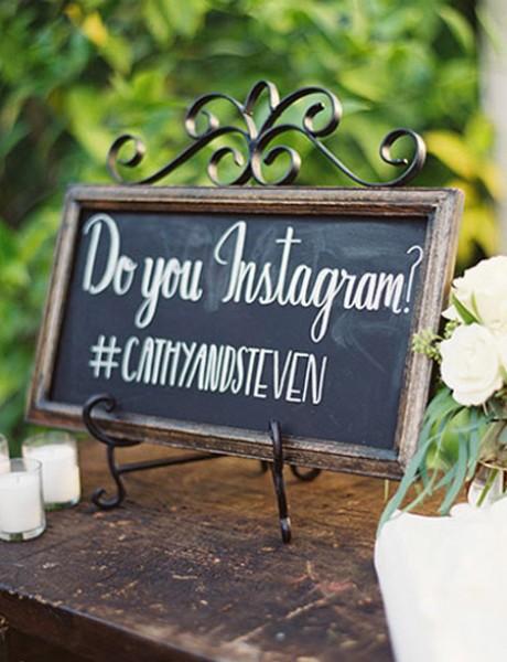 Šta objavljivati na društvene mreže tokom venčanja