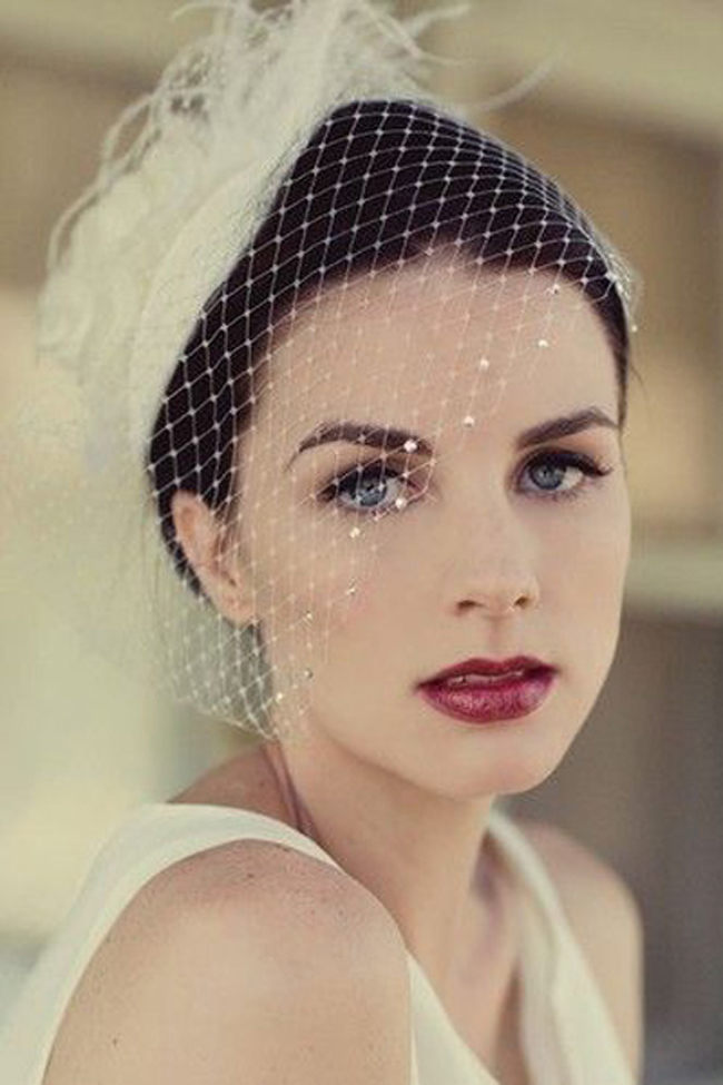 wedding makeup 1 Šminka za venčanje: 10 najboljih ideja sa Pinteresta