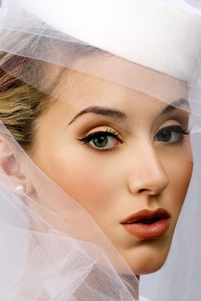 wedding makeup 3 Šminka za venčanje: 10 najboljih ideja sa Pinteresta