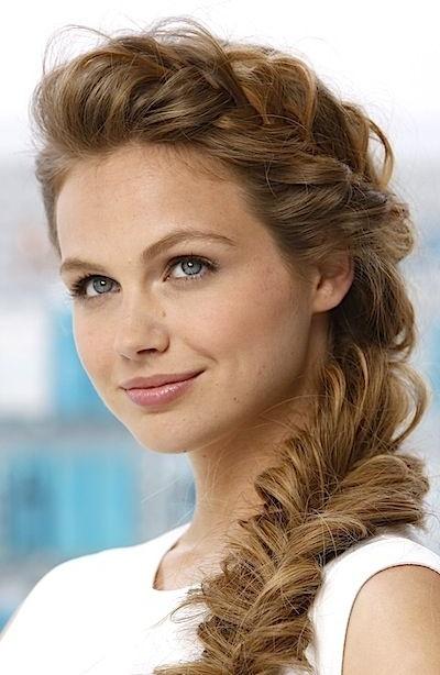 zoaeu449 Romantične frizure: Jednostavne, a lepe pletenice