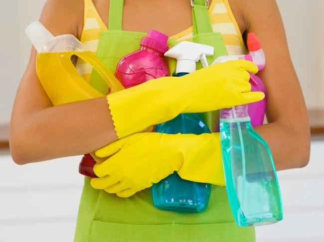 Čišćenje kuće 1 Vreme je za čišćenje: 10 saveta da očistite vaš dom