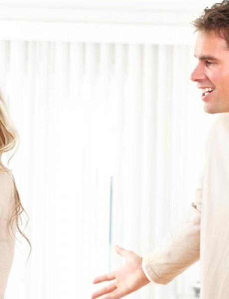 Partnerska napetost: Zašto ne utičeš na njega?
