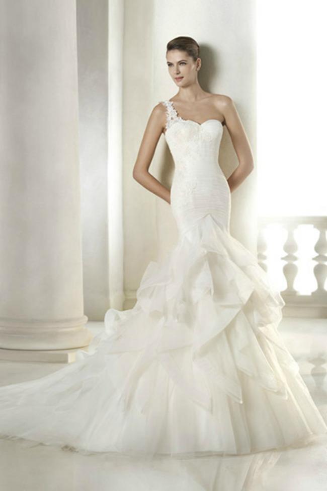 1 St Patrick Haljine za venčanje: Najlepše venčanice sirena kroja