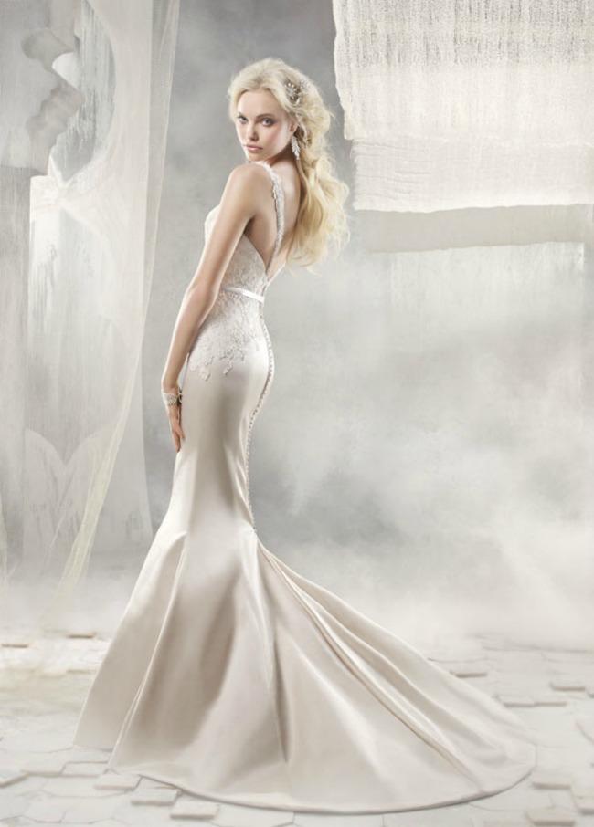 2 Alvina Valenta Haljine za venčanje: Najlepše venčanice sirena kroja