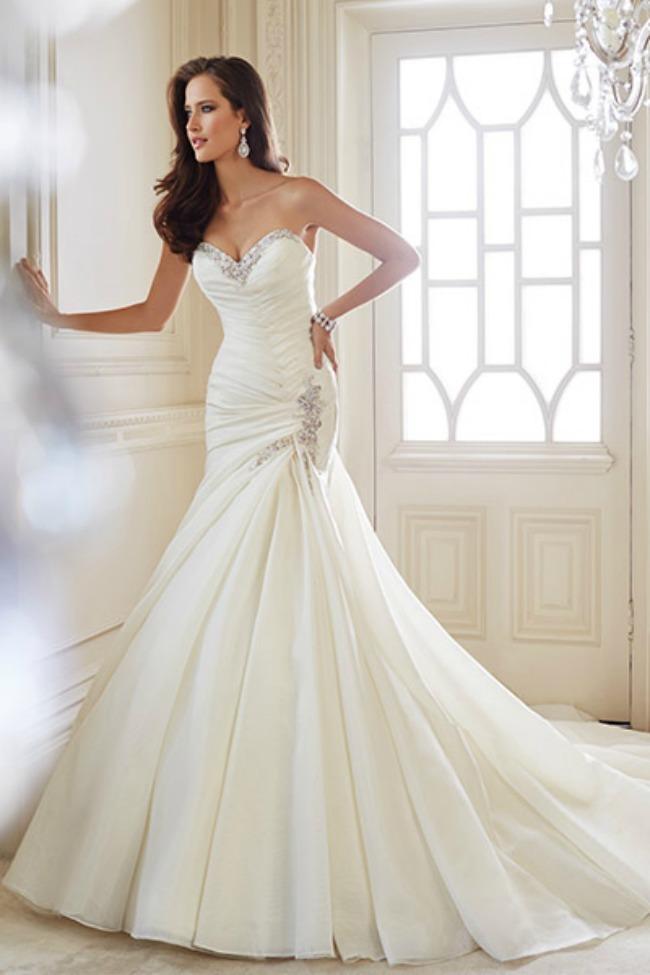 4 Sophia Tolli Haljine za venčanje: Najlepše venčanice sirena kroja