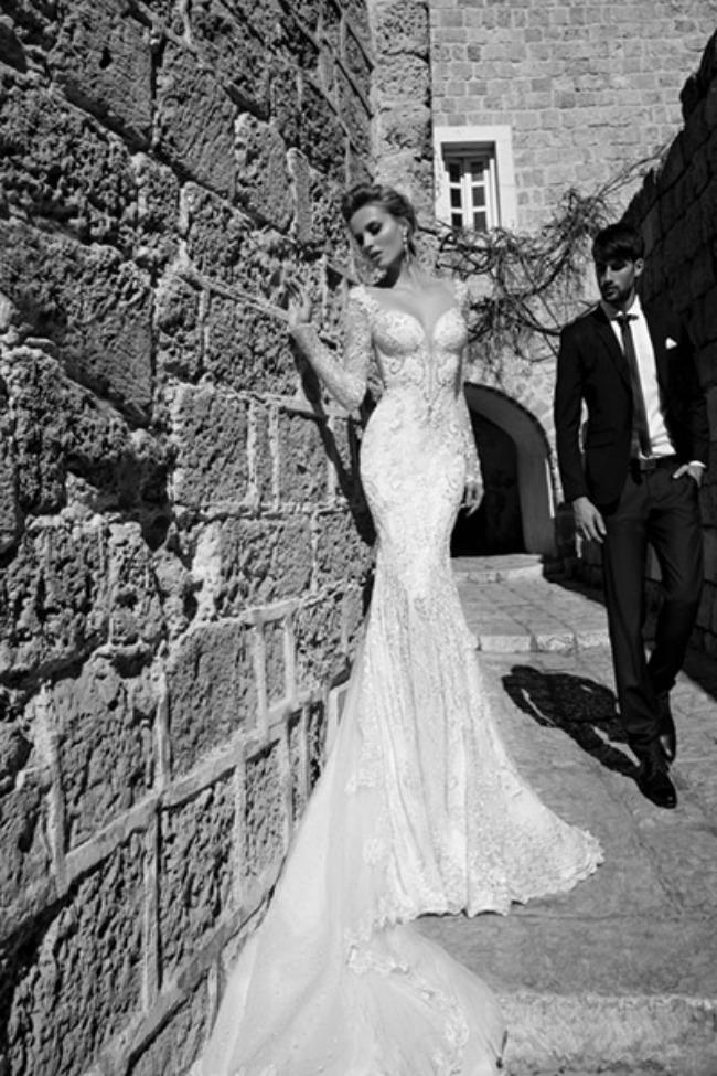 6 Galia Lahav Haljine za venčanje: Najlepše venčanice sirena kroja