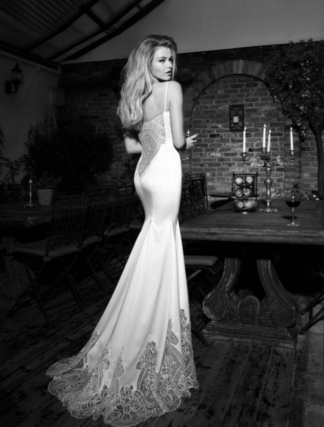 8 Galia Lahav Haljine za venčanje: Najlepše venčanice sirena kroja