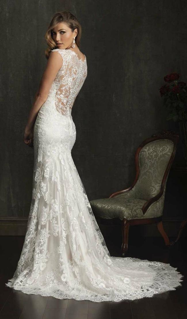 9 Cameo  Cufflinks Haljine za venčanje: Najlepše venčanice sirena kroja