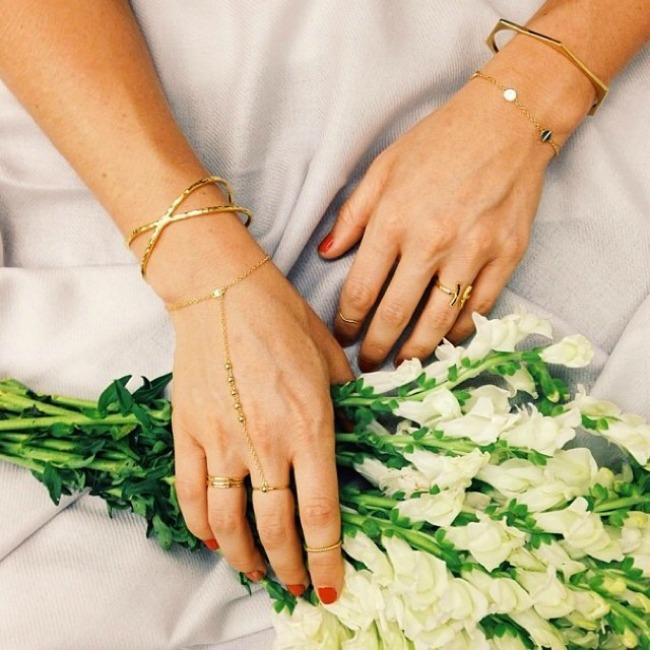 Boemski stil 11 Boemski stil: Odaberite nesvakidašnje komade nakita