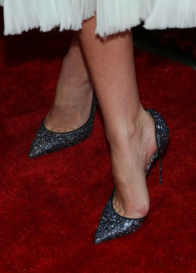 Cipele za venčanje Kopiraj stil Mirande Ker 4jpg Cipele za venčanje: Kopiraj stil Mirande Ker