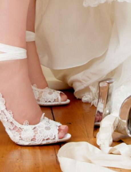 Cipele za venčanje: Modeli koji će vas ostaviti bez daha