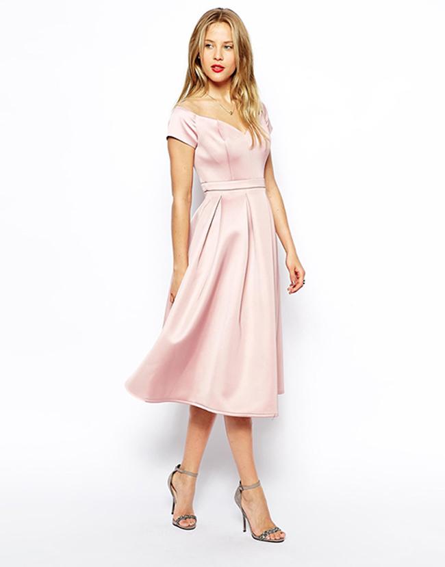 Haljina za venčanje21 Haljina za venčanje: Izaberi roze boju