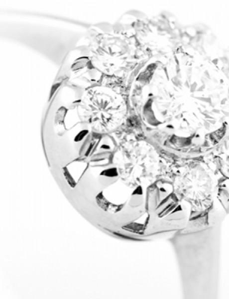 Moj srećni dijamant – moj verenički prsten