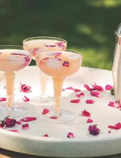 Letnje osveženje: Pink koktel