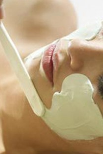 Maska za masnu kožu lica