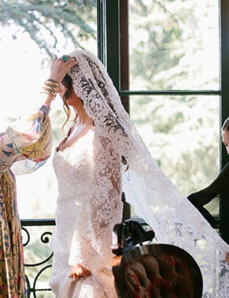 Sestre Olsen: Savršena venčanica za drugaricu