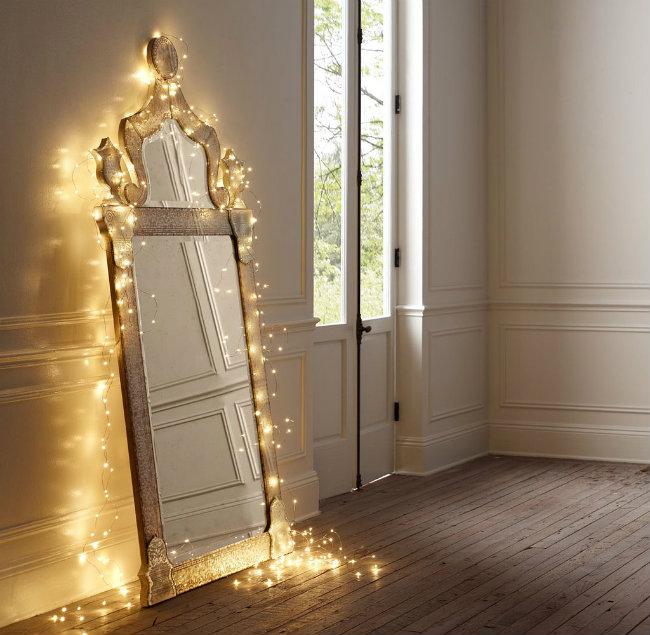 Novogodišnja dekoracija Lampice za jelku 21 Novogodišnja dekoracija: Lampice za jelku